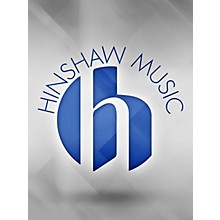Hinshaw Music An Easter Benediction SATB Composed by Paul Leddington Wright