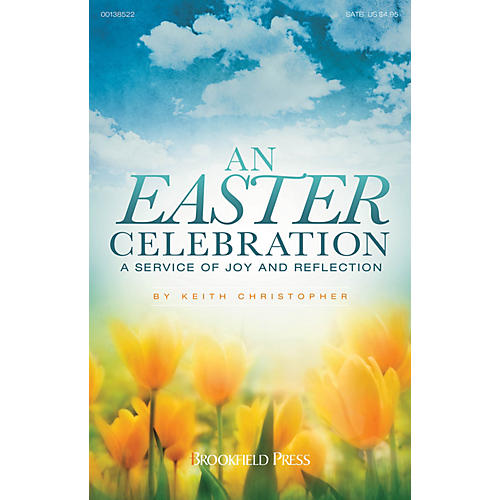 Brookfield An Easter Celebration (A Service of Joy and Reflection) CD 10-PAK Composed by Keith Christopher