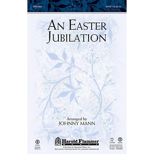 Shawnee Press An Easter Jubilation SATB arranged by Johnny Mann