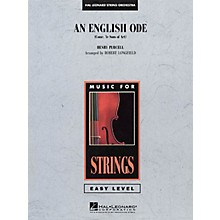 Hal Leonard An English Ode (Come, Ye Sons of Art) Easy Music For Strings Series Softcover by Robert Longfield