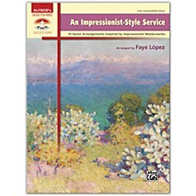 Alfred An Impressionist-Style Service Book Late Intermediate