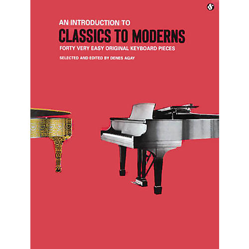 Music Sales An Introduction to Classics to Moderns (Music for Millions Series) Yorktown Series Softcover