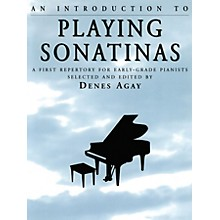 Yorktown Music Press An Introduction to Playing Sonatinas Yorktown Series Softcover