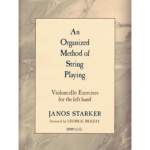 Carl Fischer An Organized Method Of String Playing