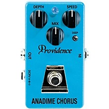 Open Box Providence Anadime Chorus Effects Pedal