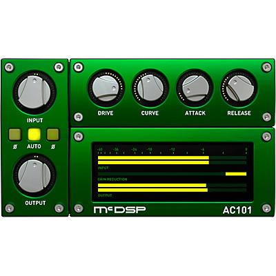McDSP Analog Channel Native v6 Software Download