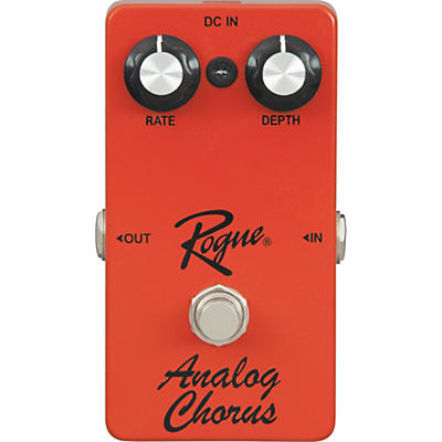 Rogue Analog Chorus Guitar Effects Pedal