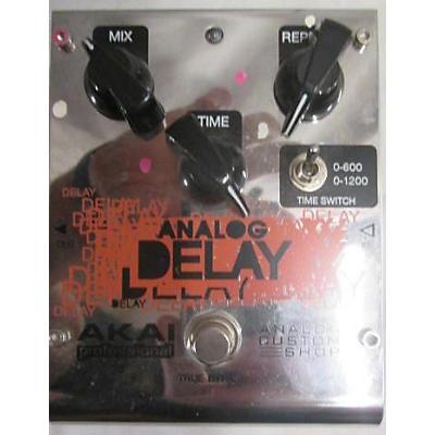 Akai Professional Analog Custom Shop Analog Delay Effect Pedal