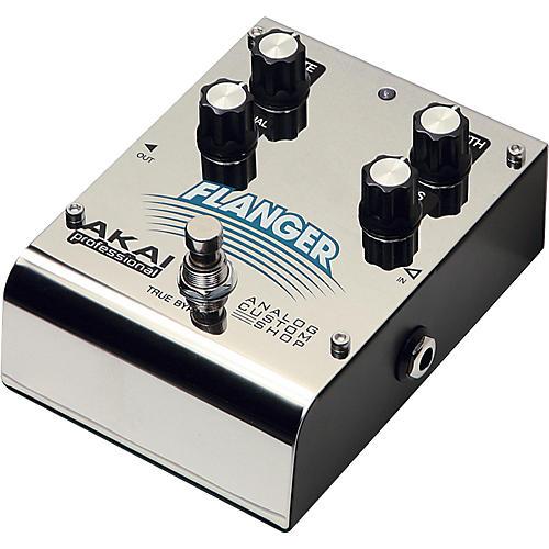 Akai Professional Analog Custom Shop Flanger Guitar Effects Pedal