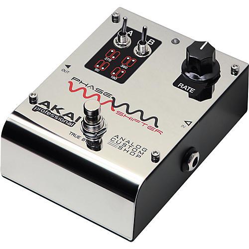 Akai Professional Analog Custom Shop Quad-Mode Phase Shifter Guitar Effects Pedal