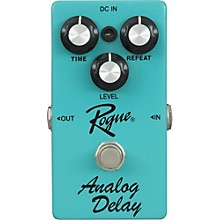 Open Box Rogue Analog Delay Guitar Effects Pedal