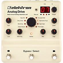Open BoxElektron Analog Drive Multi-Circuit Analog Distortion Unit Pedal