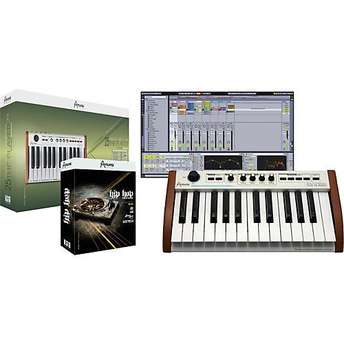 Arturia Analog Experience, The Player + Hip Hop Producer bundle