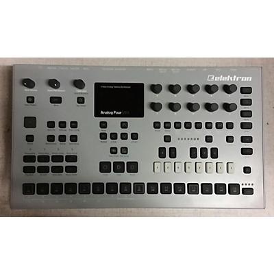 Elektron Analog Four MKII Tabletop Synthesizer Synthesizer