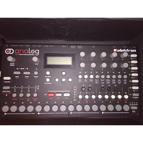 Analog Four Tabletop Synthesizer Synthesizer