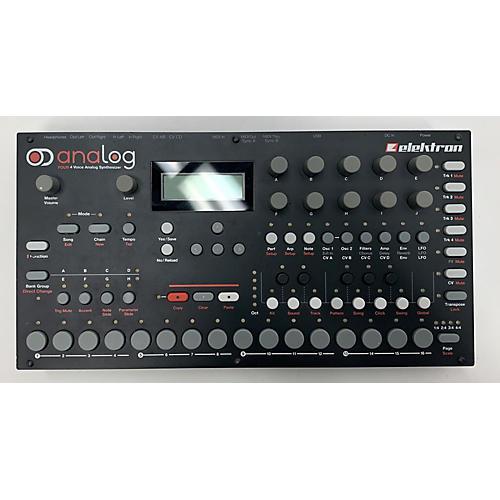 Elektron Analog Four Tabletop Synthesizer Synthesizer