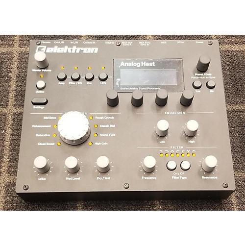 Elektron Analog Heat Tabletop Synthesizer Synthesizer