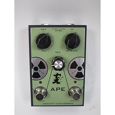 Rockett Pedals Analog Preamp Experiment A.P.E. Effect Pedal