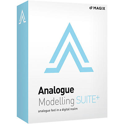 Magix Analogue Modelling Suite