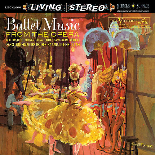Alliance Anatole Fistoulari - Ballet Music From The Opera