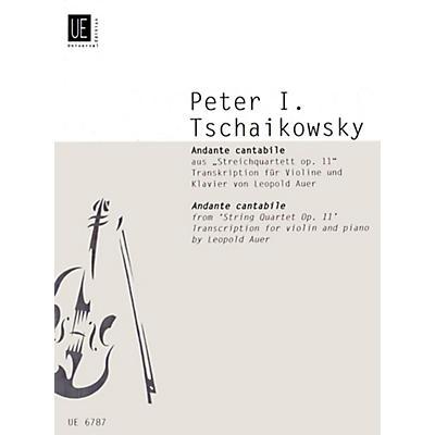 Carl Fischer Andante Cantabile (Book + Sheet Music)