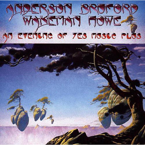 Alliance Anderson Bruford Wakeman Howe - An Evening of Yes Music 2
