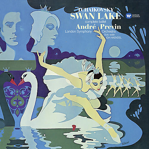 Alliance André Previn - Swan Lake