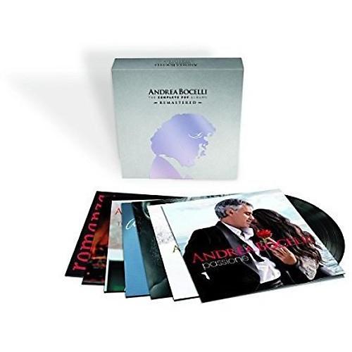 Alliance Andrea Bocelli - The Complete Pop Vinyl Albums Box Set