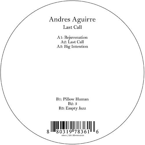 Alliance Andres Aguirre - Last Call