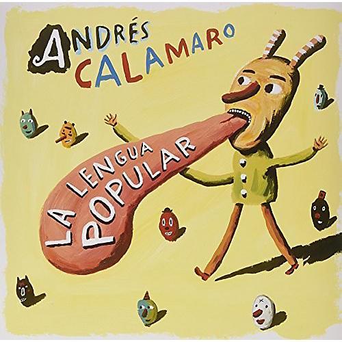 Alliance Andres Calamaro - La Lengua Popular
