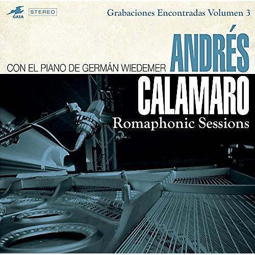 Alliance Andres Calamaro - Romaphonic Sessions