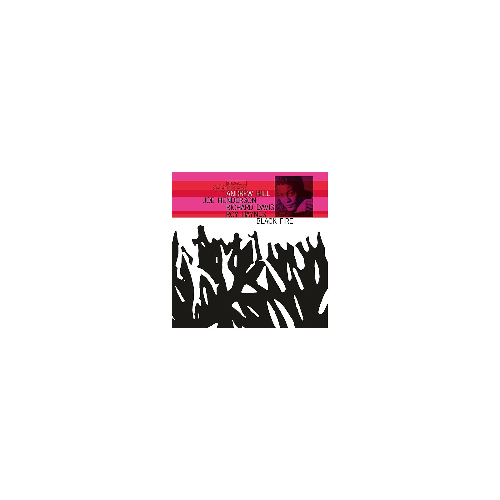 Alliance Andrew Hill - Black Fire