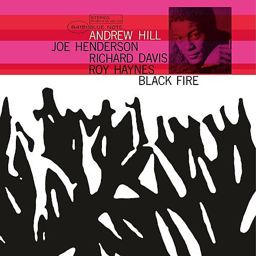 Alliance Andrew Hill - Black Fire
