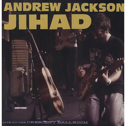 Alliance Andrew Jackson Jihad - Live at the Crescent Ballroom