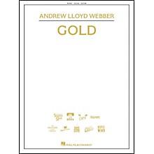 Hal Leonard Andrew Lloyd Webber - Gold Piano/Vocal/Guitar Songbook