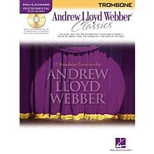 Hal Leonard Andrew Lloyd Webber Classics - Trombone Instrumental Play-Along Series Softcover with CD