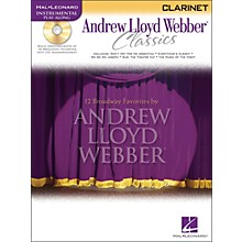 Hal Leonard Andrew Lloyd Webber Classics for Clarinet Book/CD