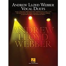 Hal Leonard Andrew Lloyd Webber Vocal Duets