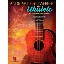 Hal Leonard Andrew Lloyd Webber for Ukulele