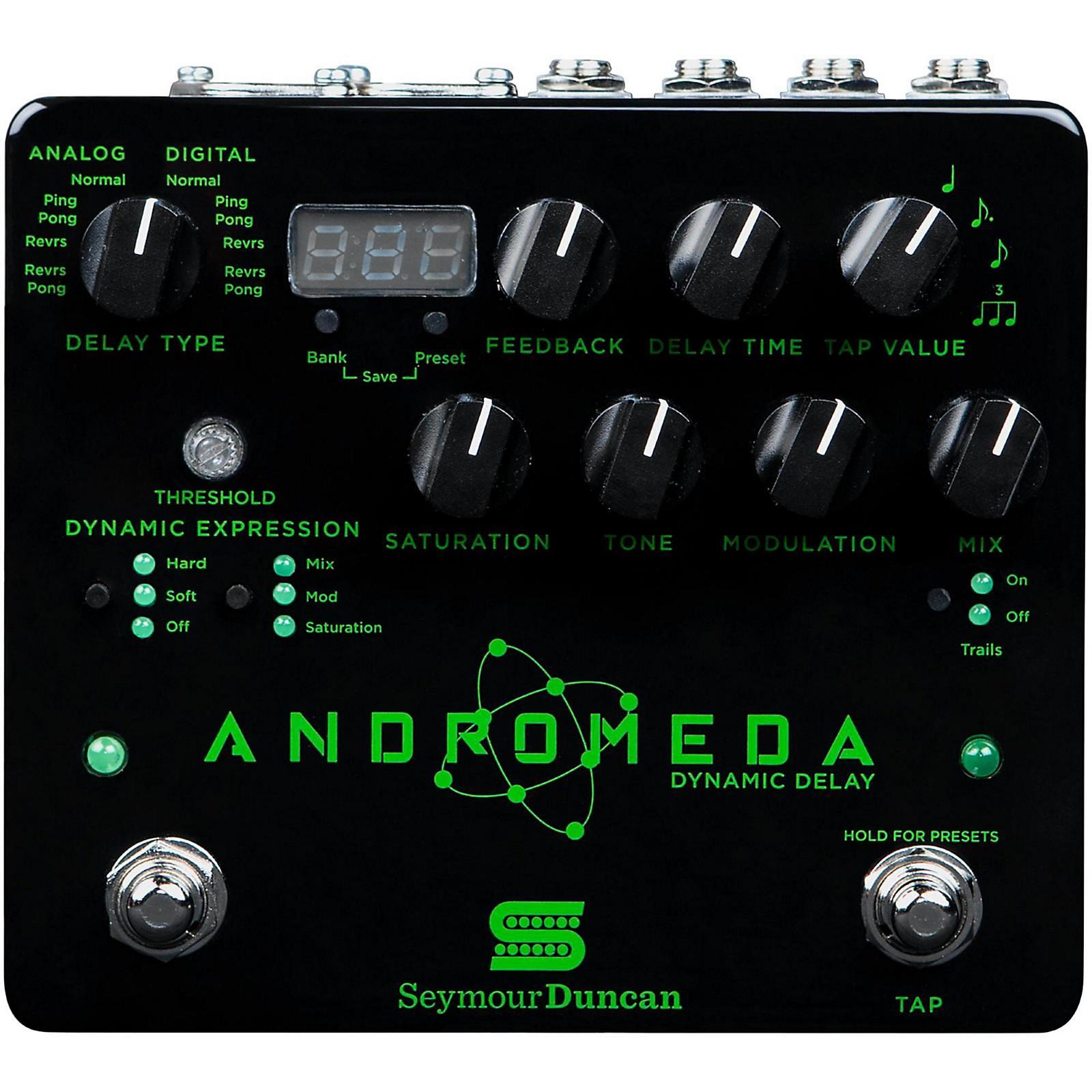 Seymour Duncan Andromeda Dynamic Delay Pedal