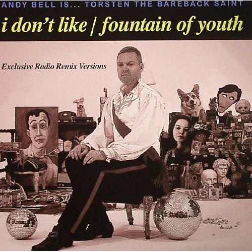 Alliance Andy Bell - I Dont Like / Fountain of Youth