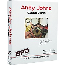 Platinum Samples Andy Johns Classic Drums for BFD