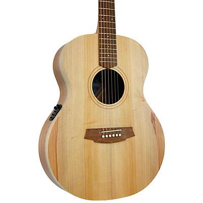 Cole Clark Angel 1 CCAN1E-BM Grand Auditorium Acoustic-Electric Guitar