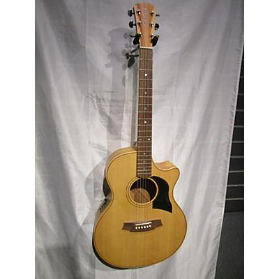 Cole Clark Angel 2 AN2EC-BB Acoustic Electric Guitar
