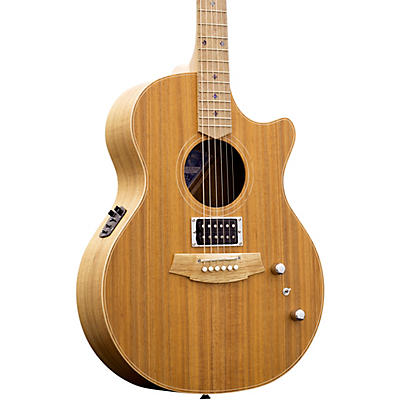 Cole Clark Angel 2 Series Australian Blackwood Grand Auditorium Humbucker Acoustic-Electric Guitar