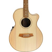 Cole Clark Angel 2 Series Bunya/Blackwood Cutaway Grand Auditorium Acoustic-Electric Guitar