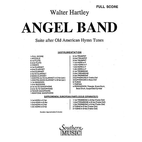 Southern Angel Band (Band/Concert Band Music) Concert Band Level 4 Composed by Walter S. Hartley