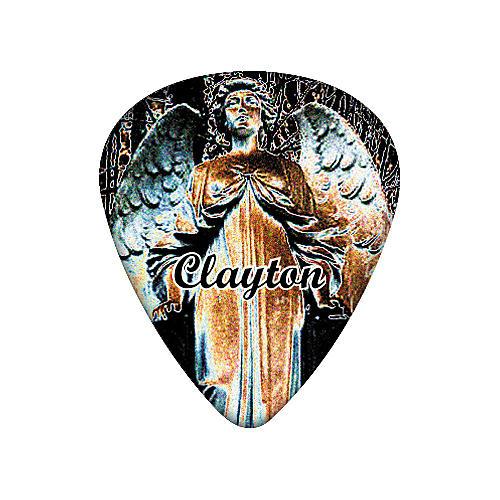 Clayton Angel Guitar Pick Standard .50 mm 1 Dozen