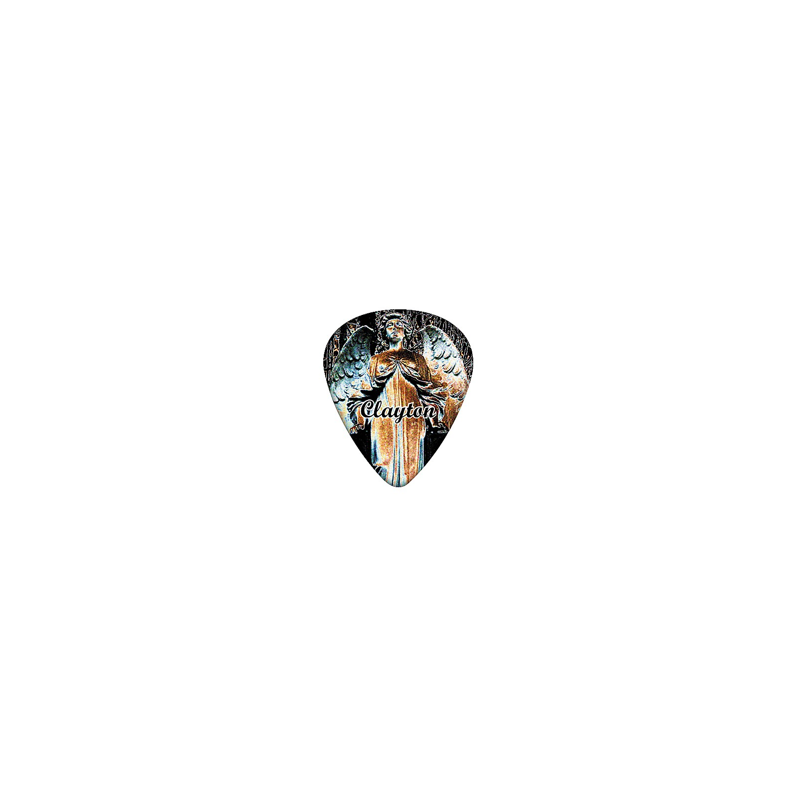 Clayton Angel Guitar Pick Standard