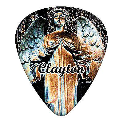 Clayton Angel Guitar Pick Standard